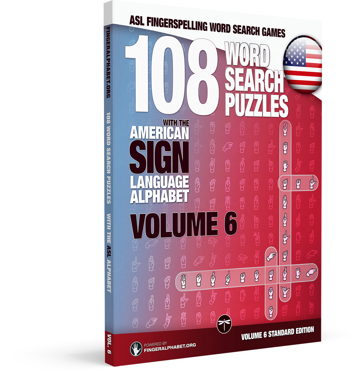 ASL Word Search Books